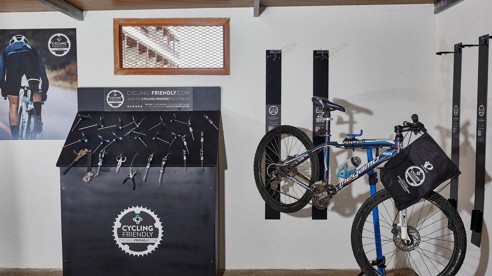 CYCLING CENTER Hotel Coral Teide Mar