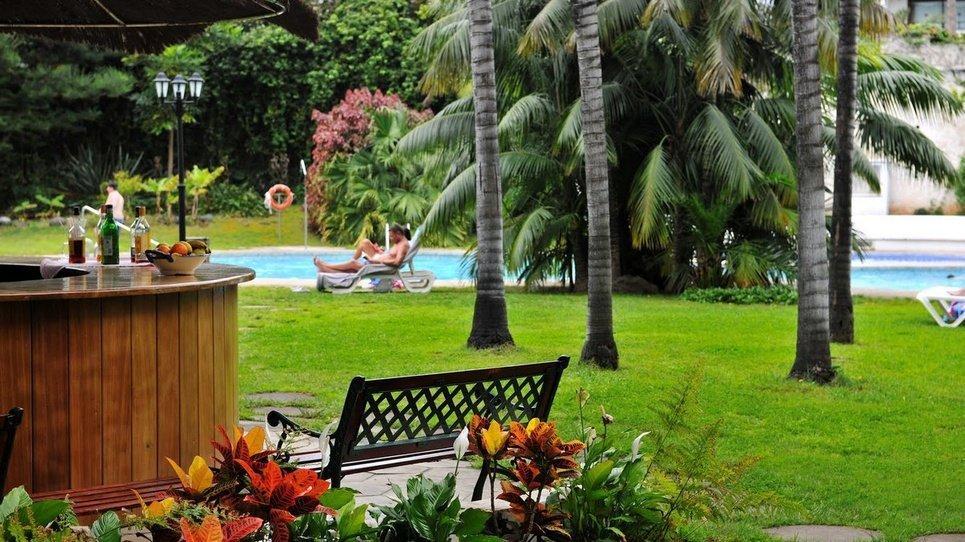 БАР У БАССЕЙНА Hotel Coral Teide Mar