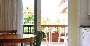 СТУДИЯ С ВИДОМ В САД/НА БАССЕЙН Hotel Coral Teide Mar