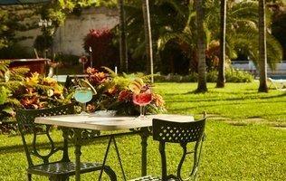 Сад Hotel Coral Teide Mar