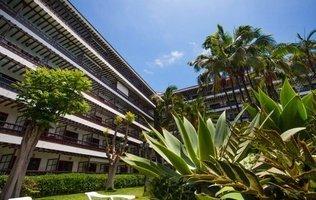 Фасад Hotel Coral Teide Mar