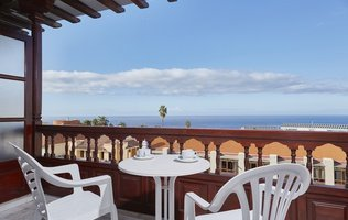 балкон Hotel Coral Teide Mar