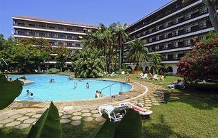 Бассейн Hotel Coral Teide Mar