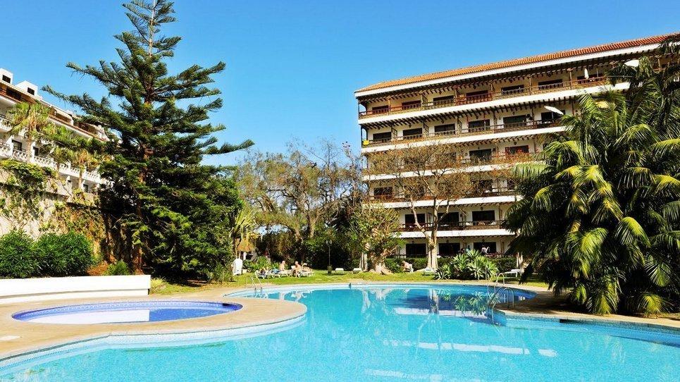 ОТКРЫТЫЙ БАССЕЙН Hotel Coral Teide Mar