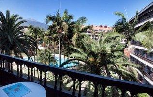 Панорамный вид Hotel Coral Teide Mar
