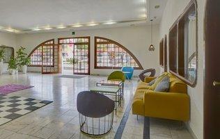 Лобби Hotel Coral Teide Mar